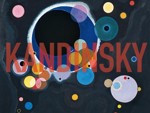 Einige Kreise (1926) - KANDINSKY