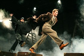 The 39 Steps: 逃げろ~!